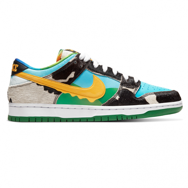 Nike Men And Women SB Dunk Low  Ben  Jerry's Chunky Dunky