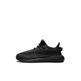 Yeezy for Kids Black Reflective