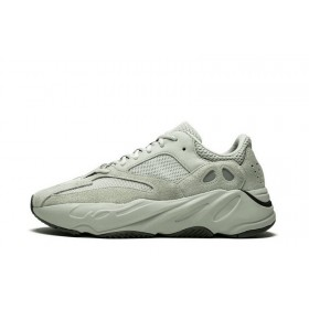 Adidas Men And Women Yeezy Boost 700 Salt